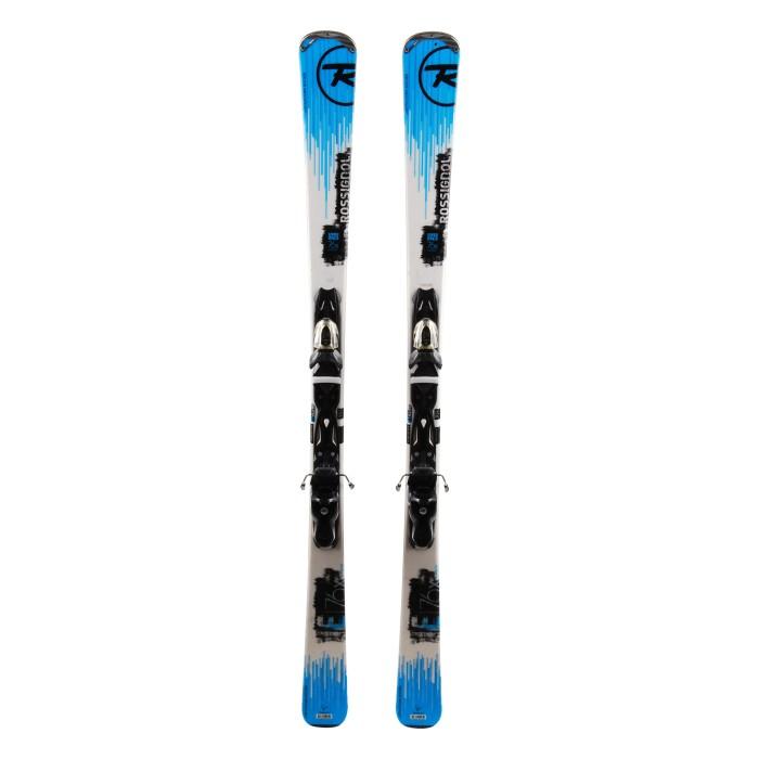 Ski Rossignol Experience 76X Carbono ocasión - fijaciones
