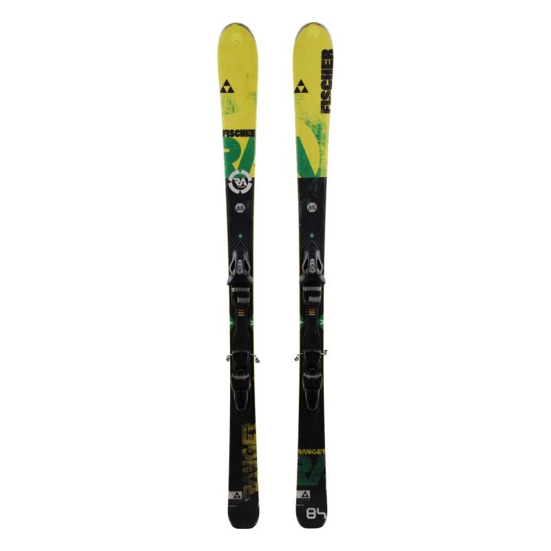 Junior Ski Fischer Watea black + bindings
