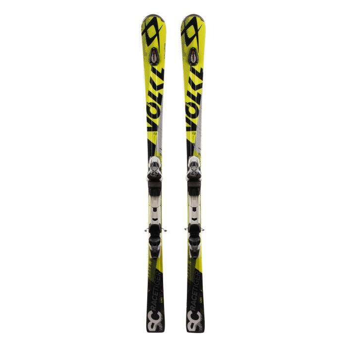 Ski Volkl racetiger SC UVO occasion ' bindings