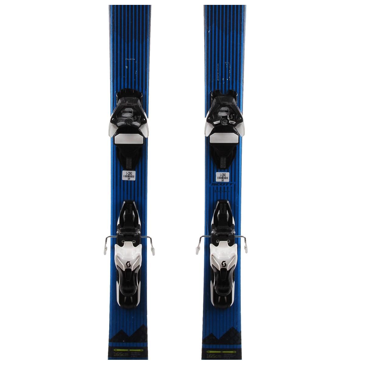 Ski-occasion-Scott-Slight-93-fixations miniature 4