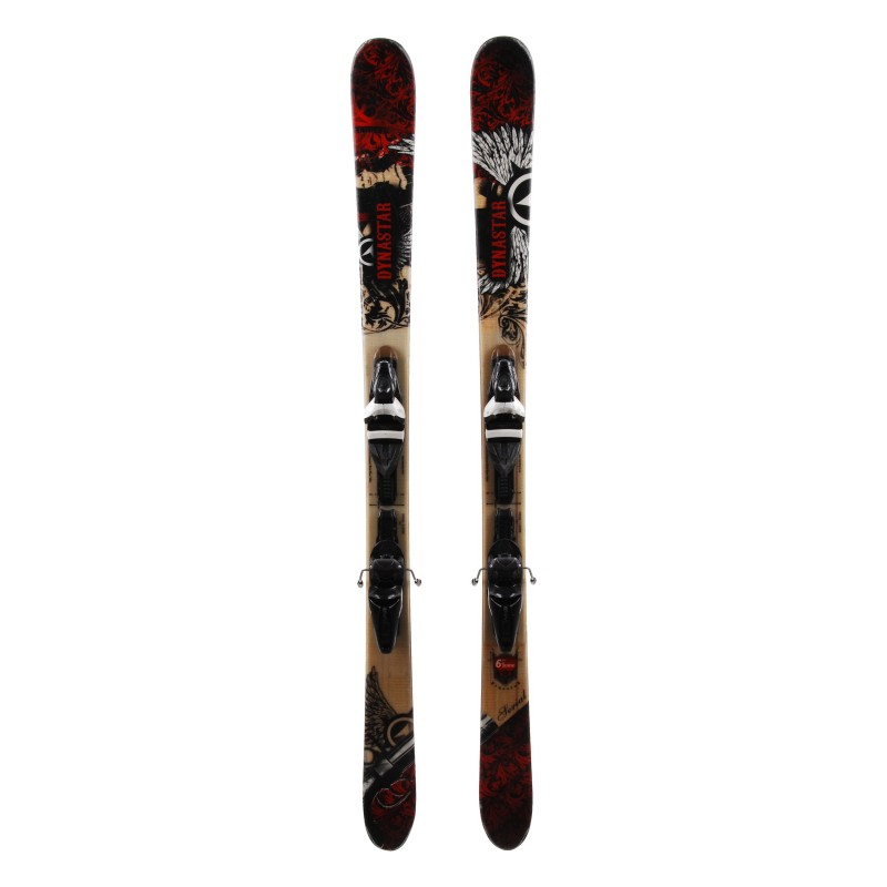 Ski occasion Dynastar 6th Sense Serial plume Qualité A + fixations