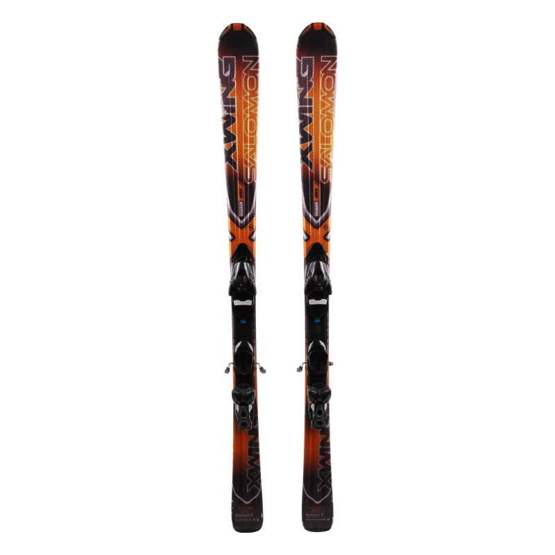 Ski Salomon X Wing 6 occasion Qualité B + fixations