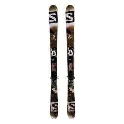 Ski occasion junior Salomon Suspect - bindings
