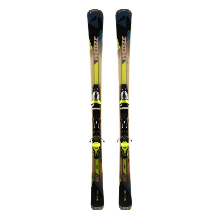 Ski Wedze Xlander 700 occasion + fixations