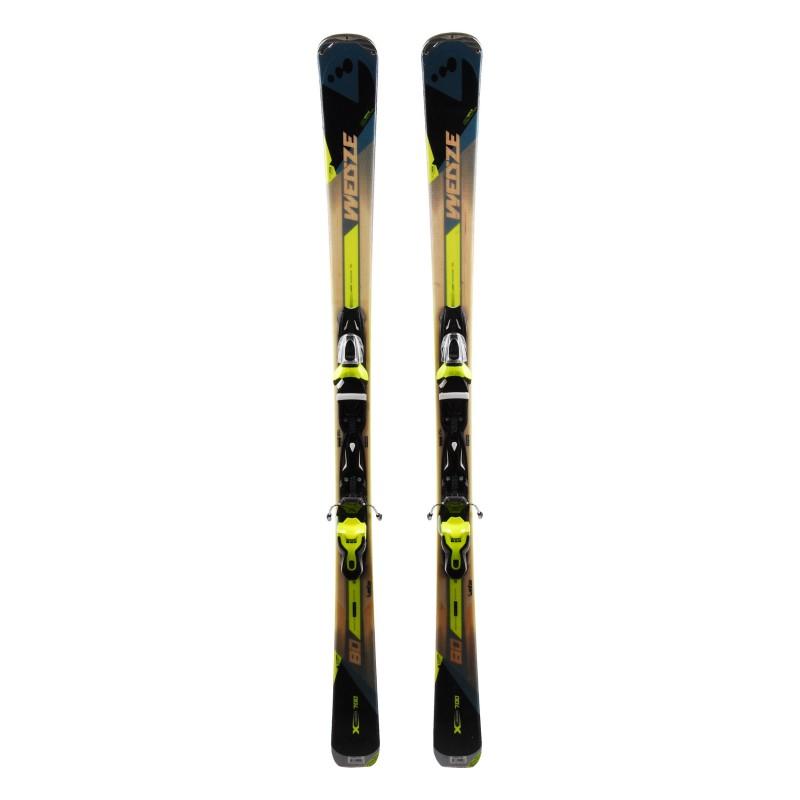 Ski Wedze Xlander 700 occasion Qualité A + fixations