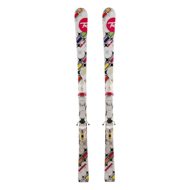Rossignol Diva Junior Skiing 2. Wahl + Bindungen