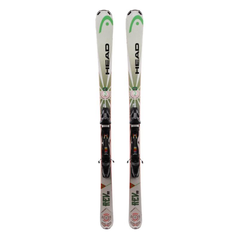 Ski occasion Head Rev 80 Qualité A + fixations