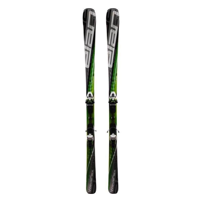 Ski occasion Elan Waveflex 82 XTi Qualité A + fixations