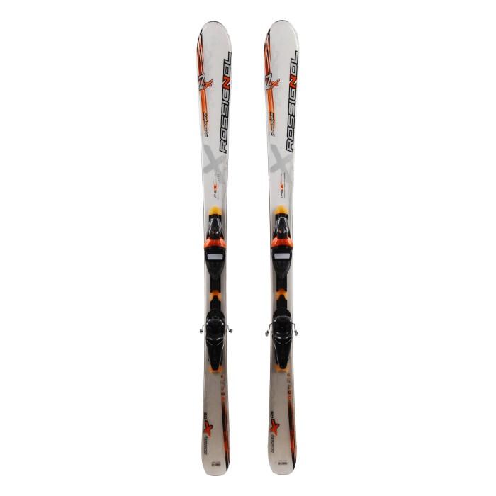 Ski occasion Rossignol Zenith X + fixations