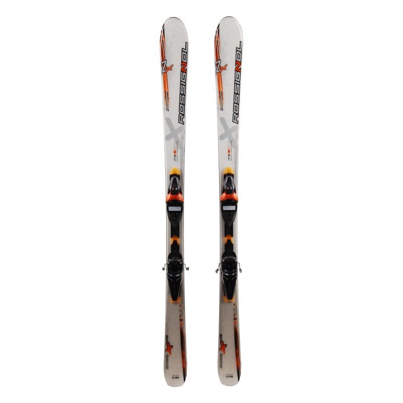 Ski occasion Rossignol Zenith X Qualité A + fixations