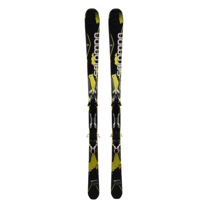 Ski occasion Salomon X Drive Ti + Fixations