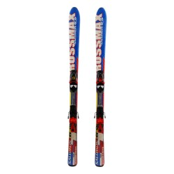 Junior ski Salomon Crossmax + bindings