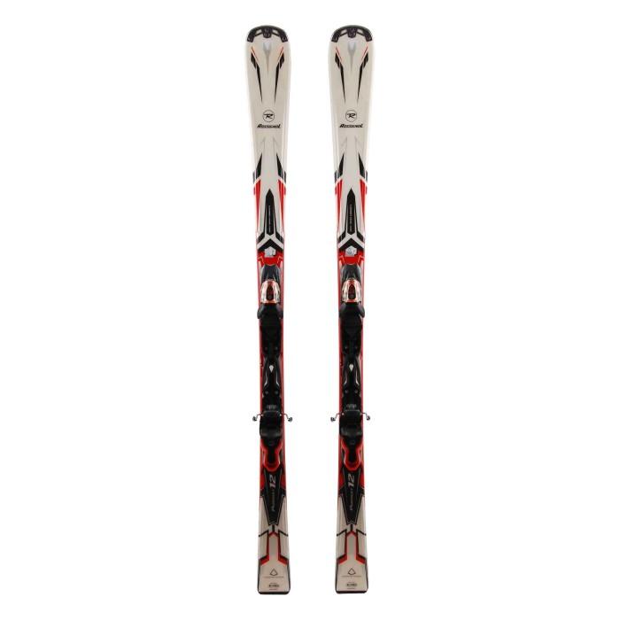 Ski occasion Rossignol Pursuit 12 Ti + fixations