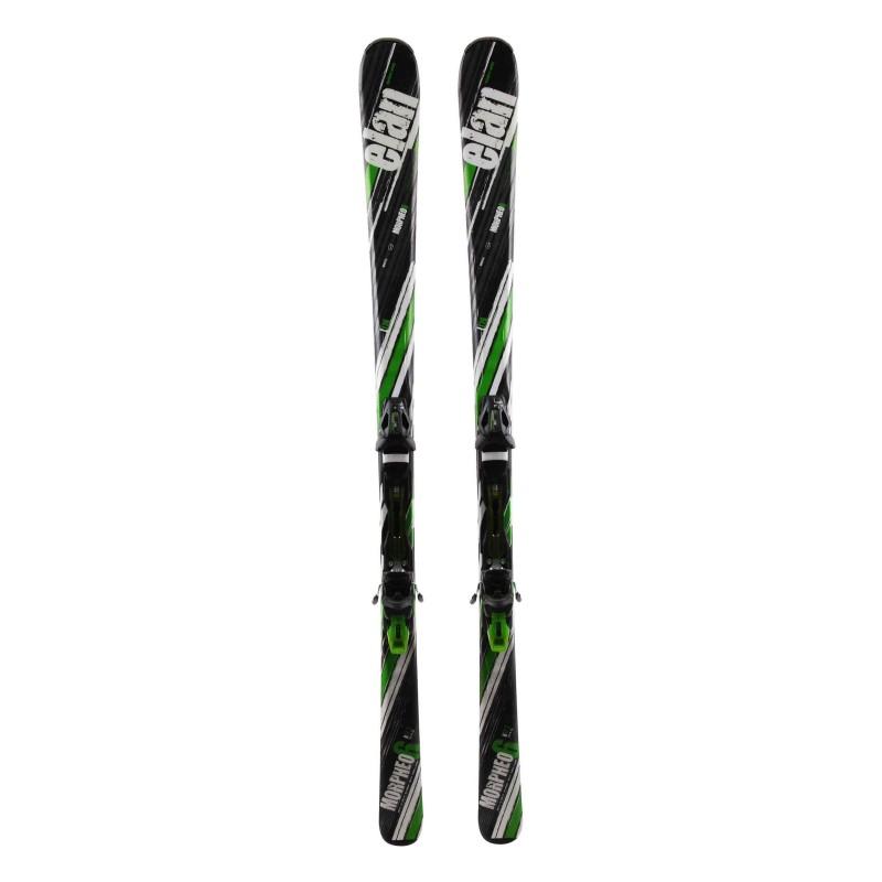Ski verwendet Elan Morpheo 6 + Bindungen