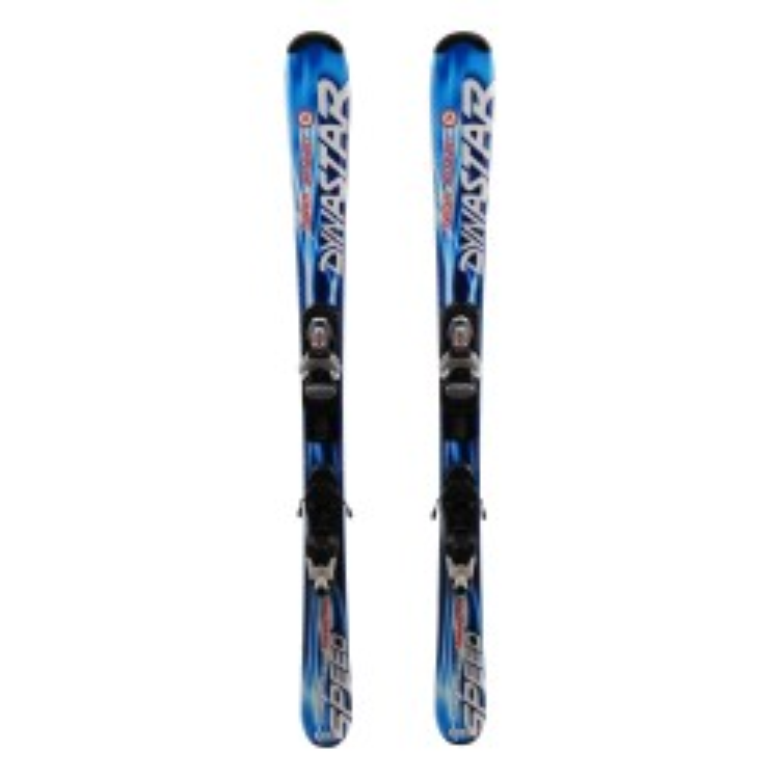 Ski occasion junior Dynastar Team Speed - bindings