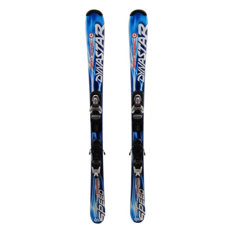 Dynastar Team Speed junior ski blue dark + Bindungen