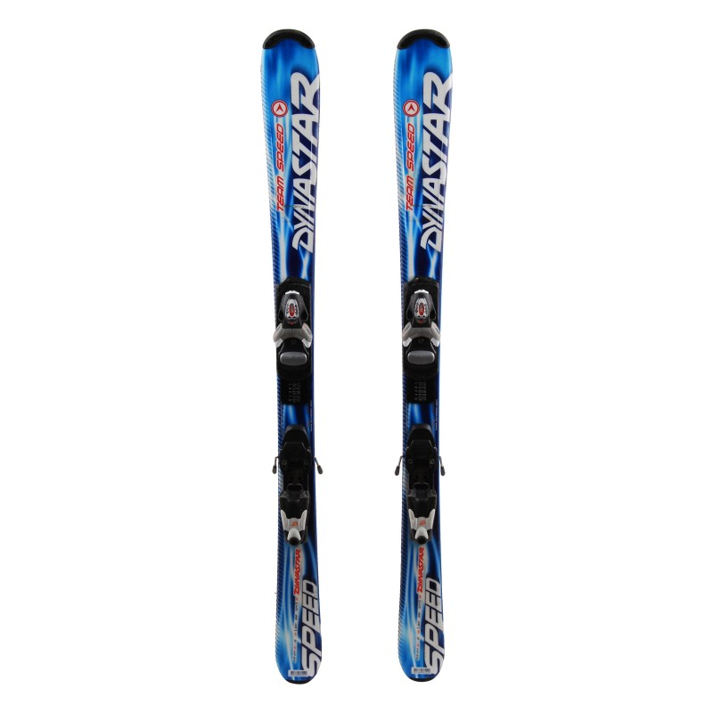 Ski occasion junior Dynastar Team Speed Qualité A + fixations