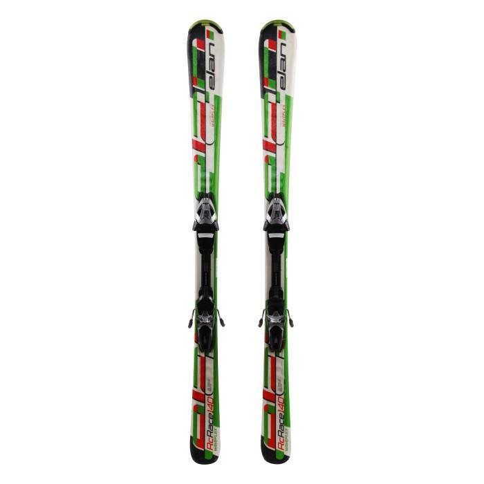 Ski occasion Junior ELAN RACE RC Waveflex - bindings