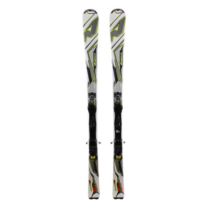 Ski Anlass Nordica Fire Arrow 75X - Befestigungen