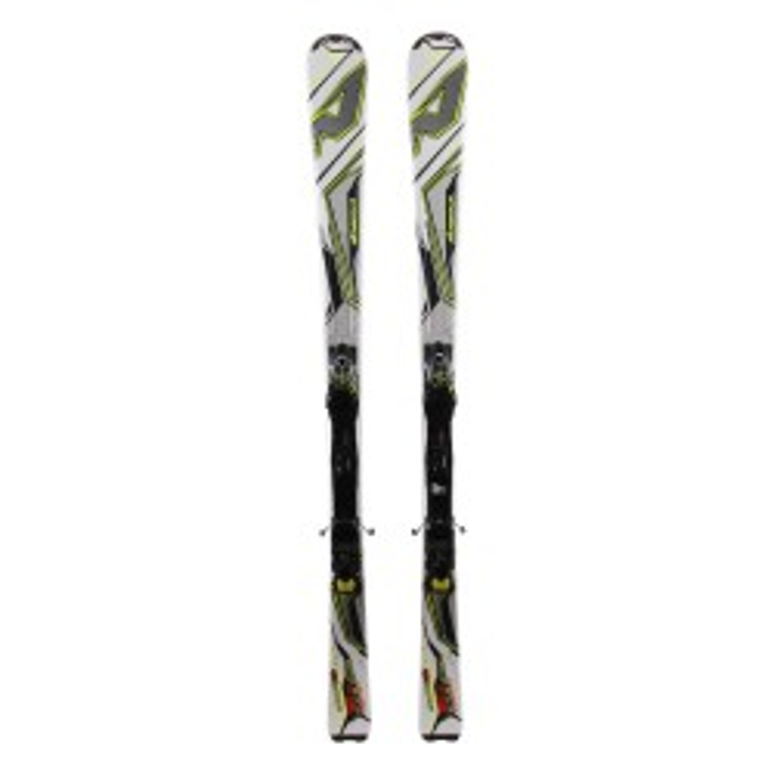 Ski occasion Nordica Fire Arrow 75X + Fixations