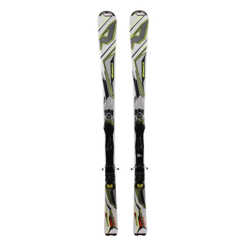 Ski occasion Nordica Fire Arrow 75X Qualité A + Fixations