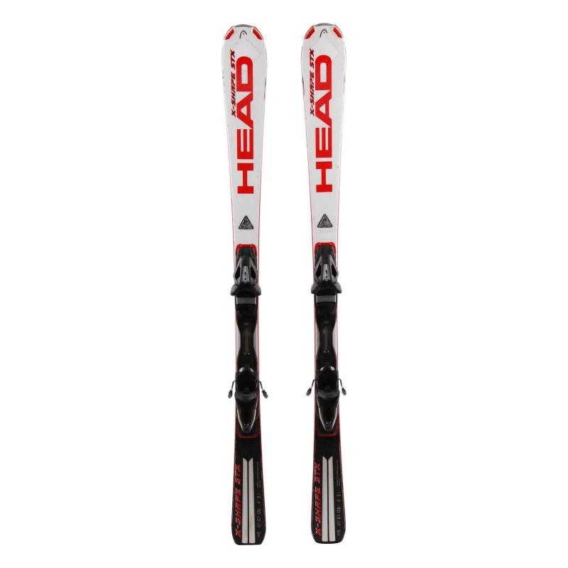 Ski Head x Shape MTX weiss + Bindungen
