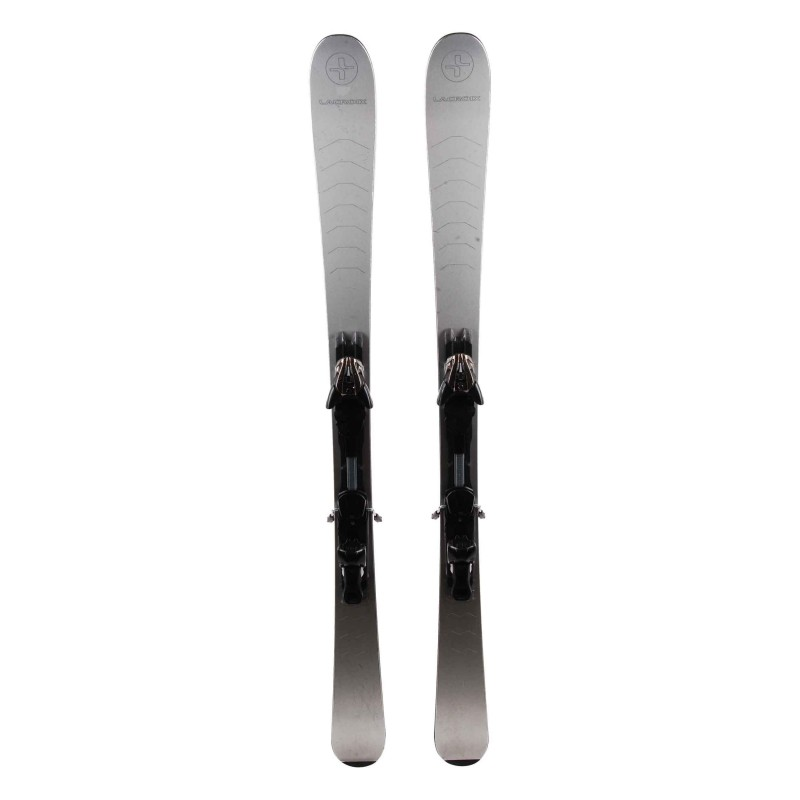 Used ski Lacroix LXR HD Stripes + bindings