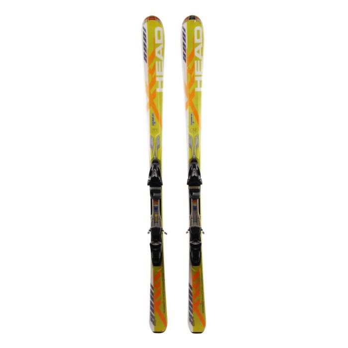 Ski Gelegenheit Head XRC 800 - Bindungen