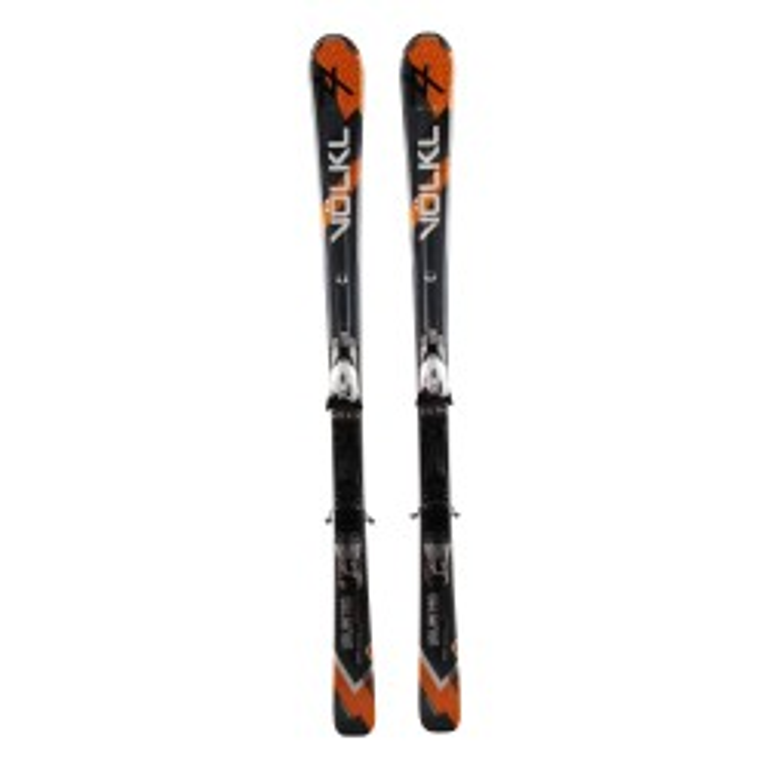 Ski Anlass Volkl AC 3 Motion - Befestigungen