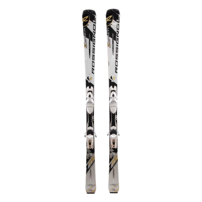 Ocasión de esquí Rossignol Zenith 76 Oversize Carbon - Fijaciones