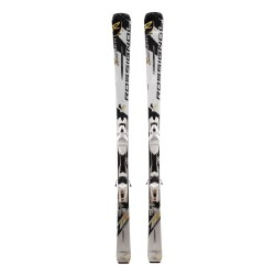 Ski occasion Rossignol Zenith 76 Oversize Carbon + Fixations