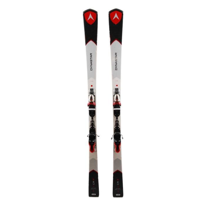 Ski occasion Dynastar CR 72 + fixations