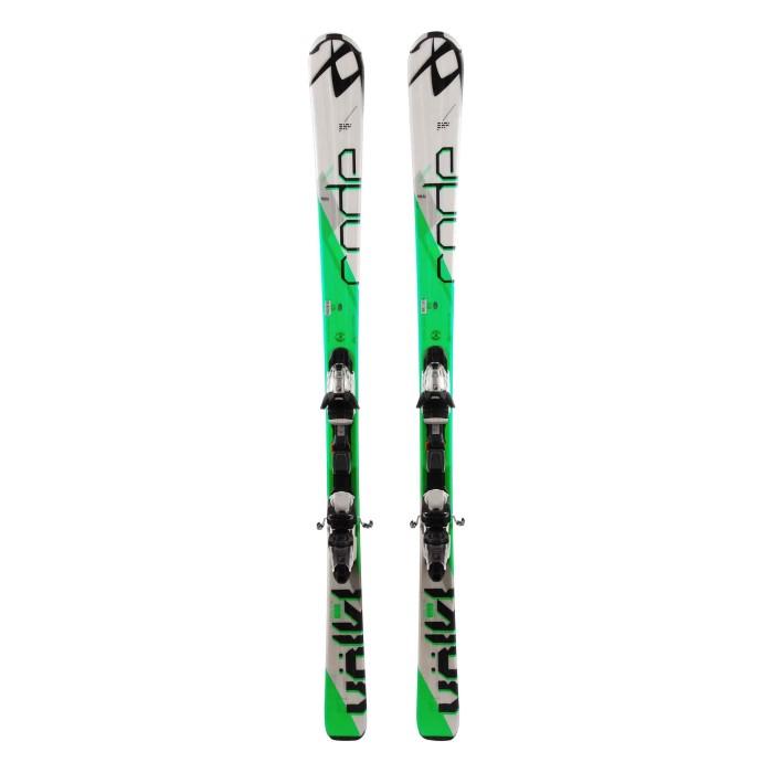 Ski occasion Volkl Code 7.4 + fixations