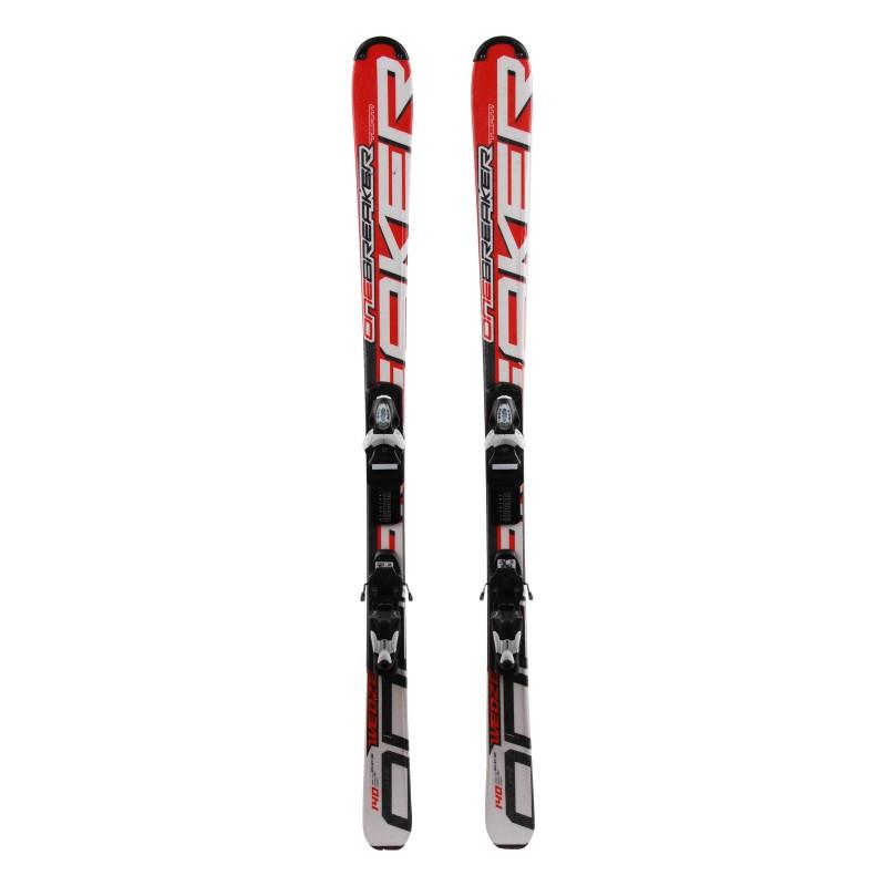 Wedze Team Onebreaker junior ski + Bindungen