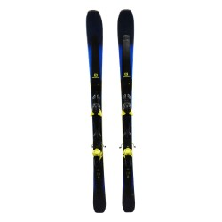 Ski Salomon Focus XDR 80 Ti occasion + fixations