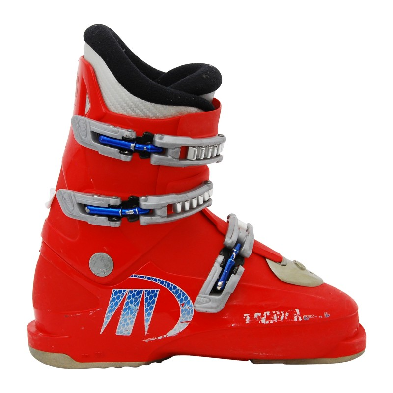 Chaussure de ski Junior Occasion Tecnica RJ Rouge