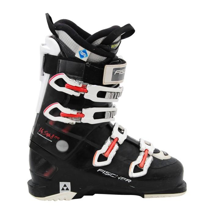 Fischer XTR My Style, bota de esquí negra