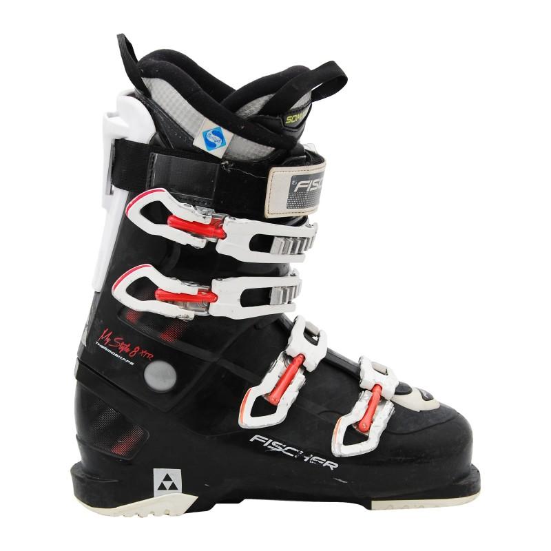 Chaussure de ski occasion Fischer XTR My Style noir qualité A