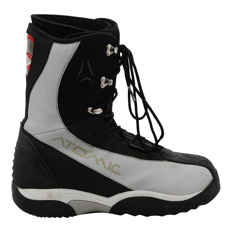 Atomic used boots gray / black