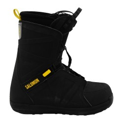 Boots occasion Salomon faction RTL black red