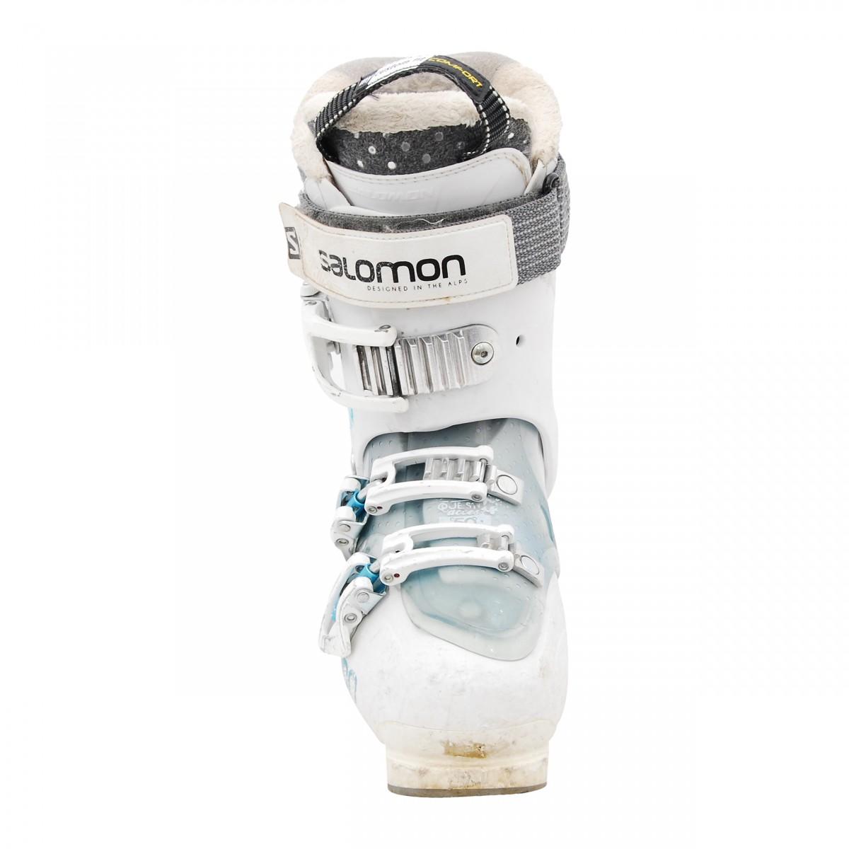 Chaussure De Quest 50 Blanc Occasion Salomon W Access Ski