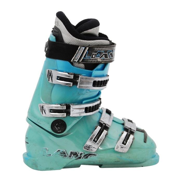 Botas de esquí para el equipo Junior Lange WC 70
