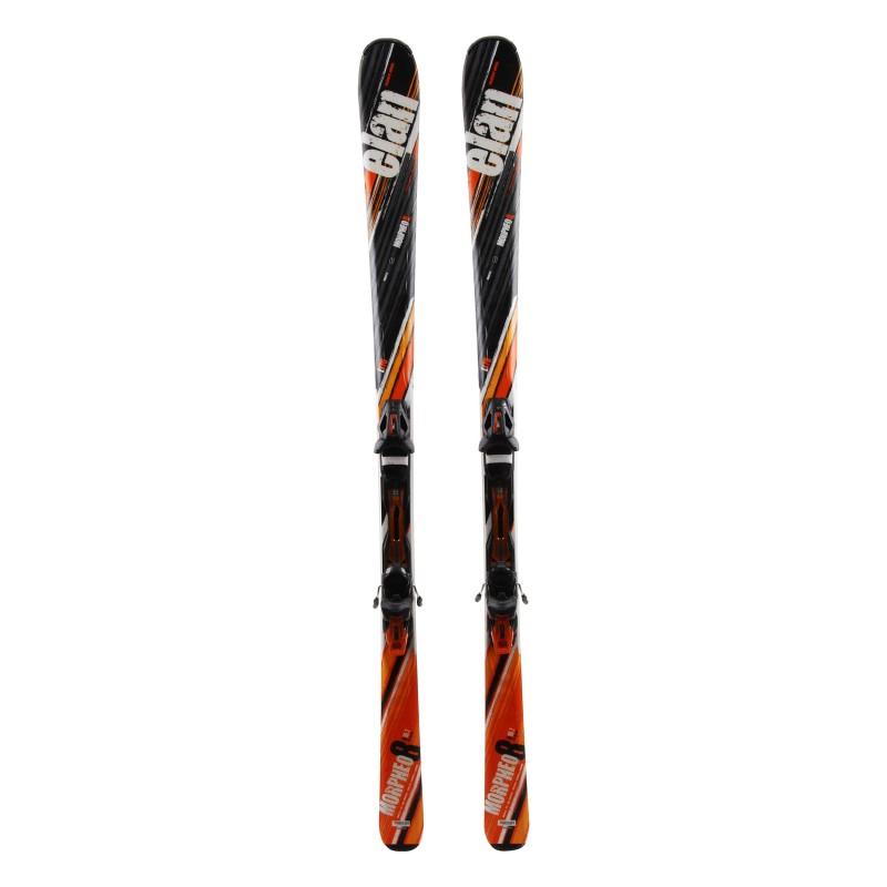 Ski Elan Morpheo 8 occasion Qualité A + Fixations