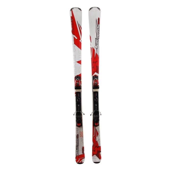 Ski occasion Nordica Fire Arrow 80 CA EVO + fixations