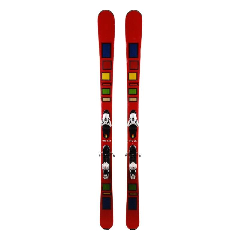 Scott The Ski blue ski + fijaciones usado