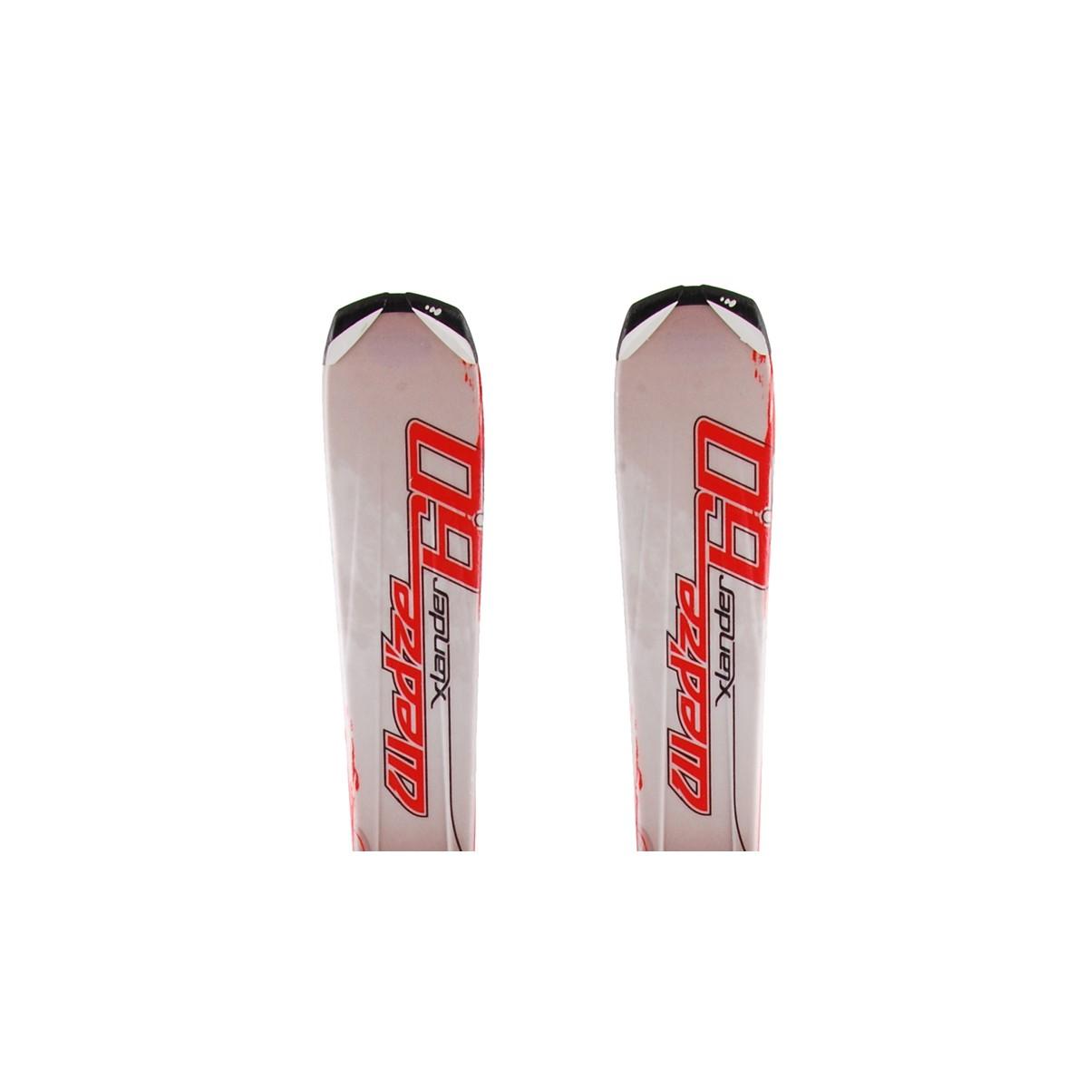 Ski-occasion-Wedze-Xlander-60-fixations miniature 6