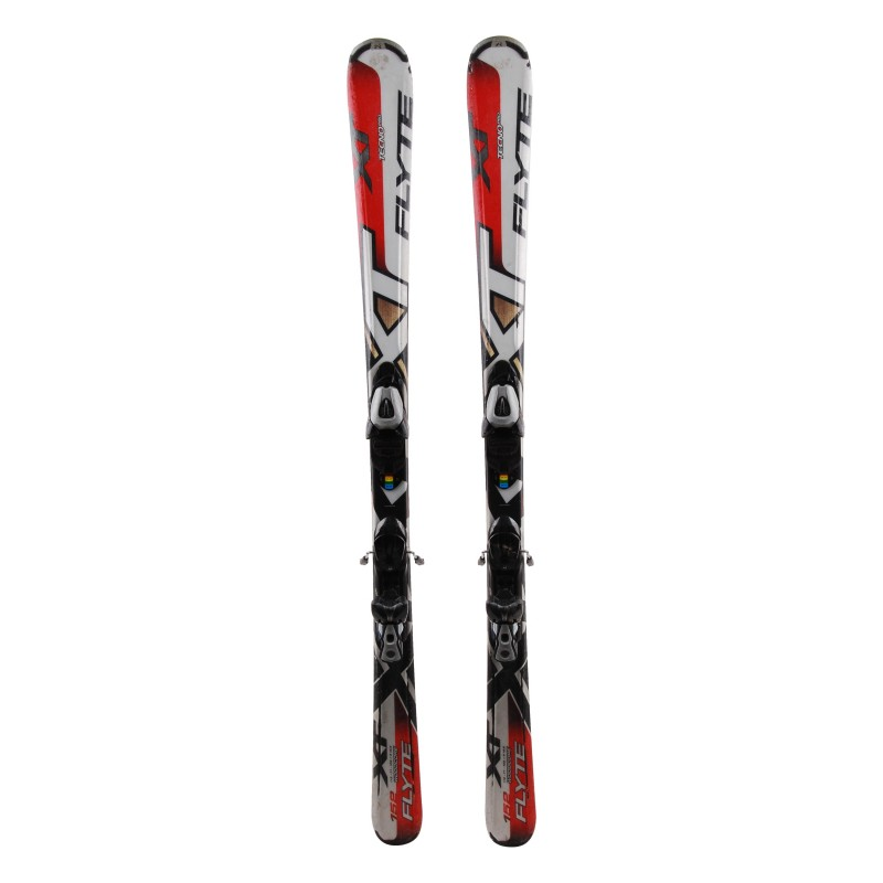 Ski occasion Tecnopro XT Flyte Qualité B + fixations