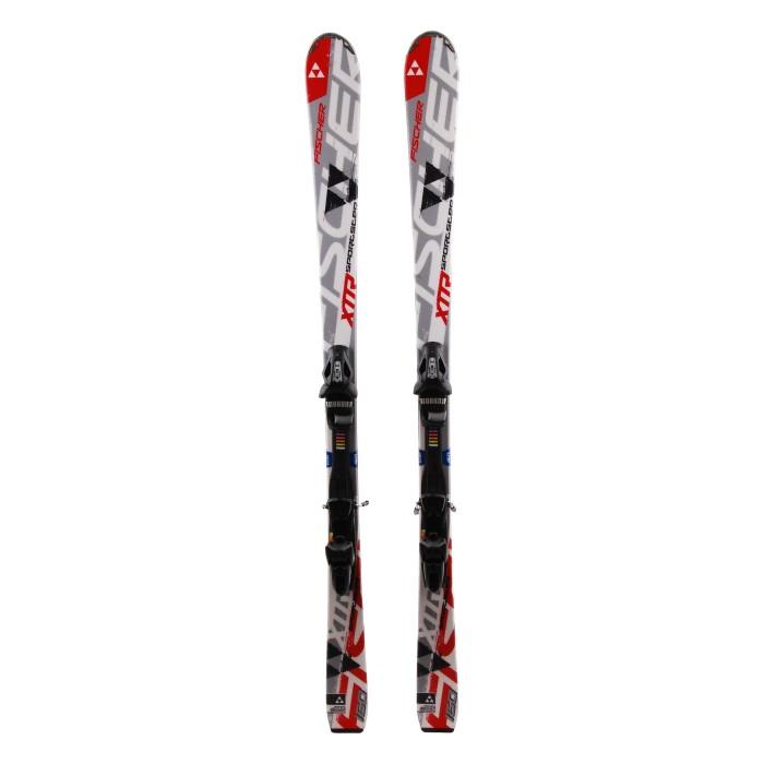 Ski Fischer XTR Sport ster occasion + Fixation