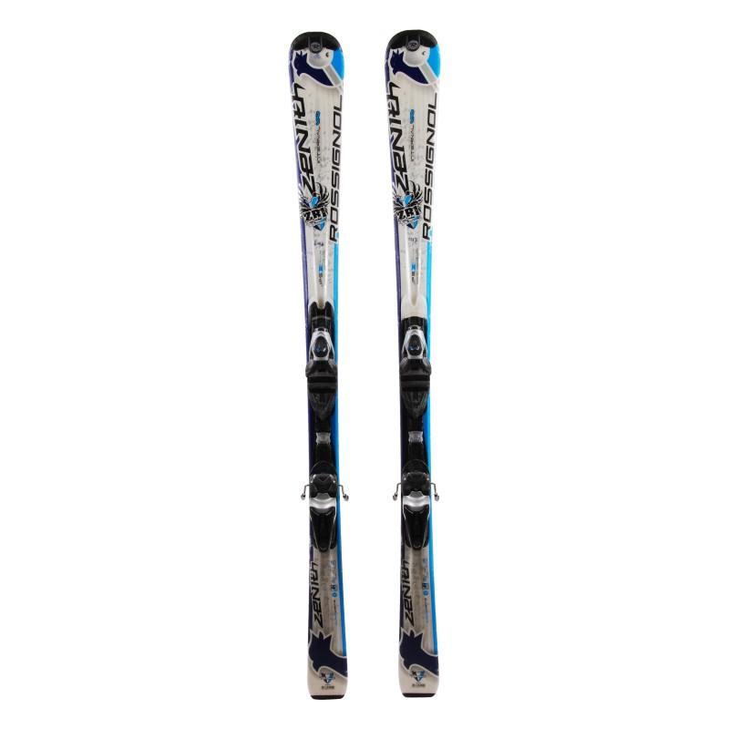 Rossignol Zenith ZR1 Rooster Ski + Bindungen