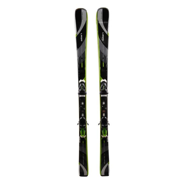 Ski Gelegenheit Elan Waveflex 78 - Befestigungen